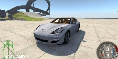 Porsche Panamera [0.6.0], 1 photo